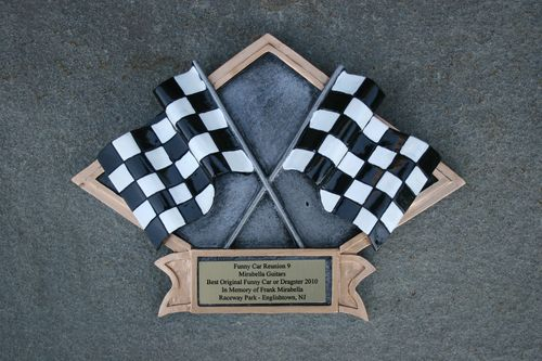 Best Original Funny Car or Dragster presented by Mirabella Guitars