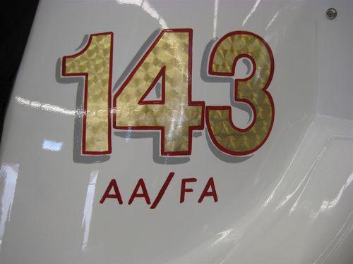 143 AA/FA complete